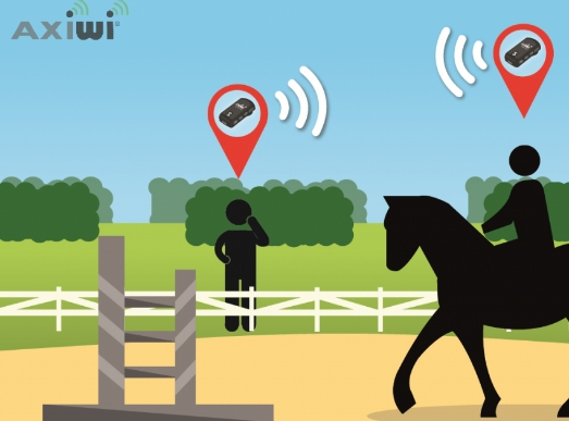 Horse riding AXIWI communications d2n revise