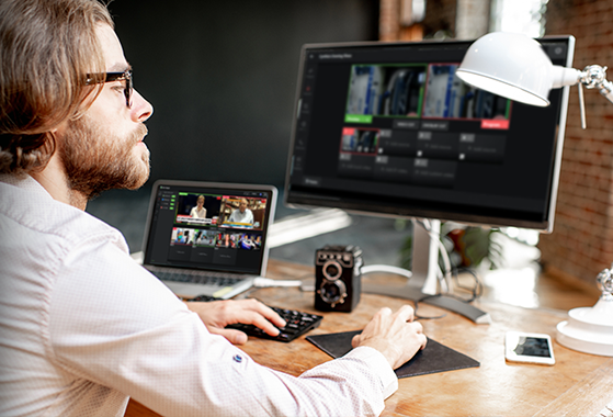 Solutions Remote Production
