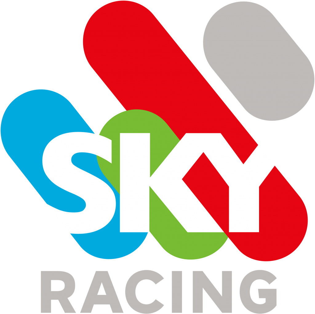 Projects Sky Racing Logo